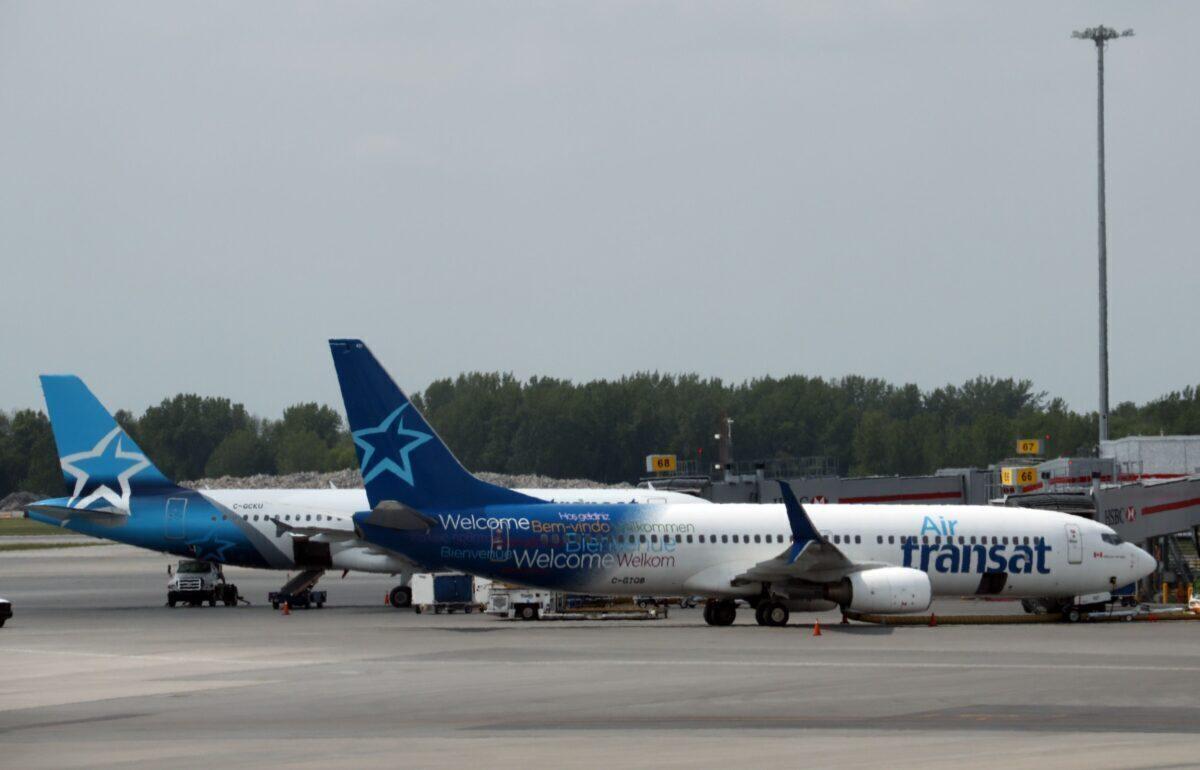 Air Transat Getty
