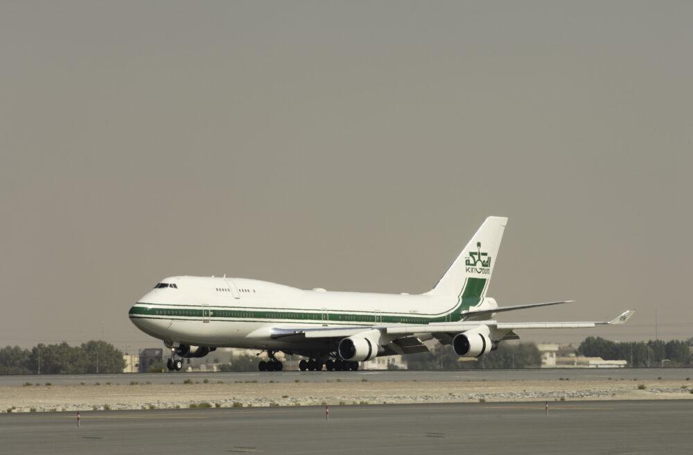 747 Saudi Prince