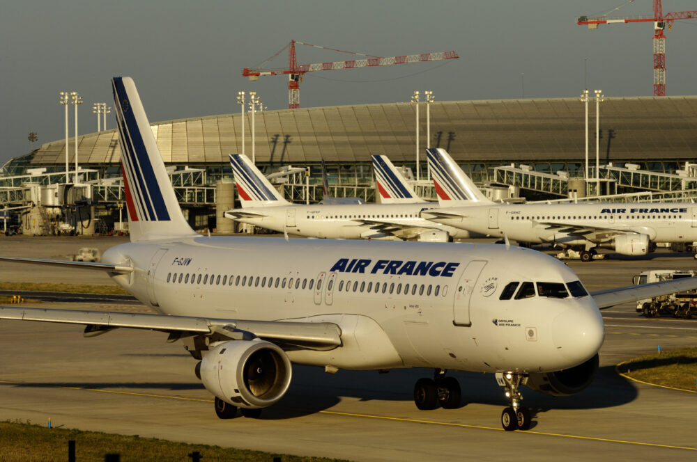 Air France A320 Family