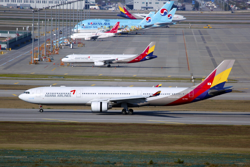 Korean Air's Merger Plan With Asiana Airlines Has Been Finalized