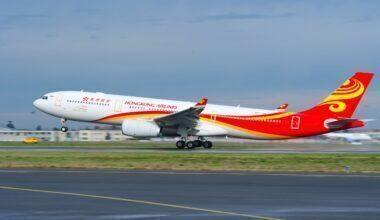 Hong Kong Airlines_A330-300