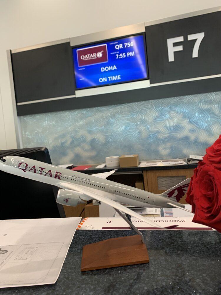 Qatar Atlanta