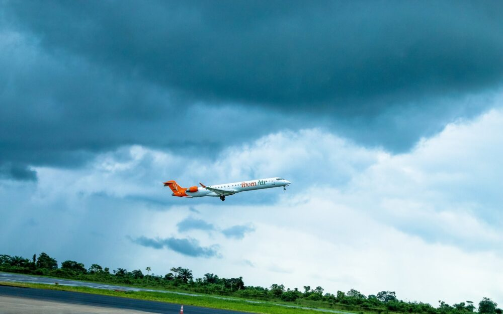 Ibom Air Aircraft