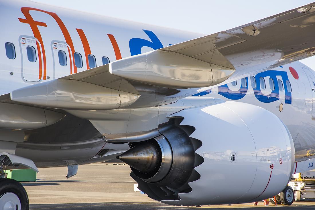 flydubai Boeing 787 MAX 8