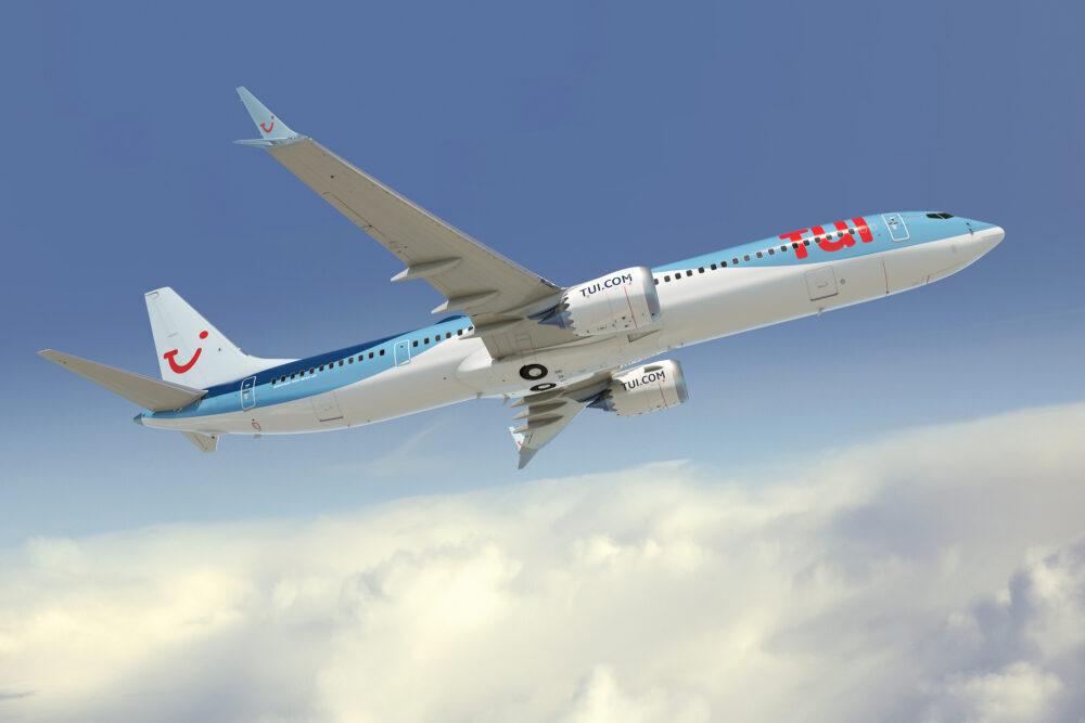 TUI Boeing 737 MAX 10