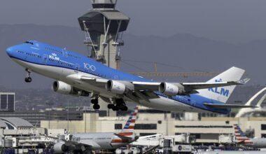 KLM Boeing 747-406(M) PH-BFY
