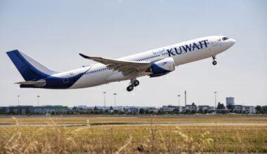 Kuwait-Airways-A330neo-first-flight