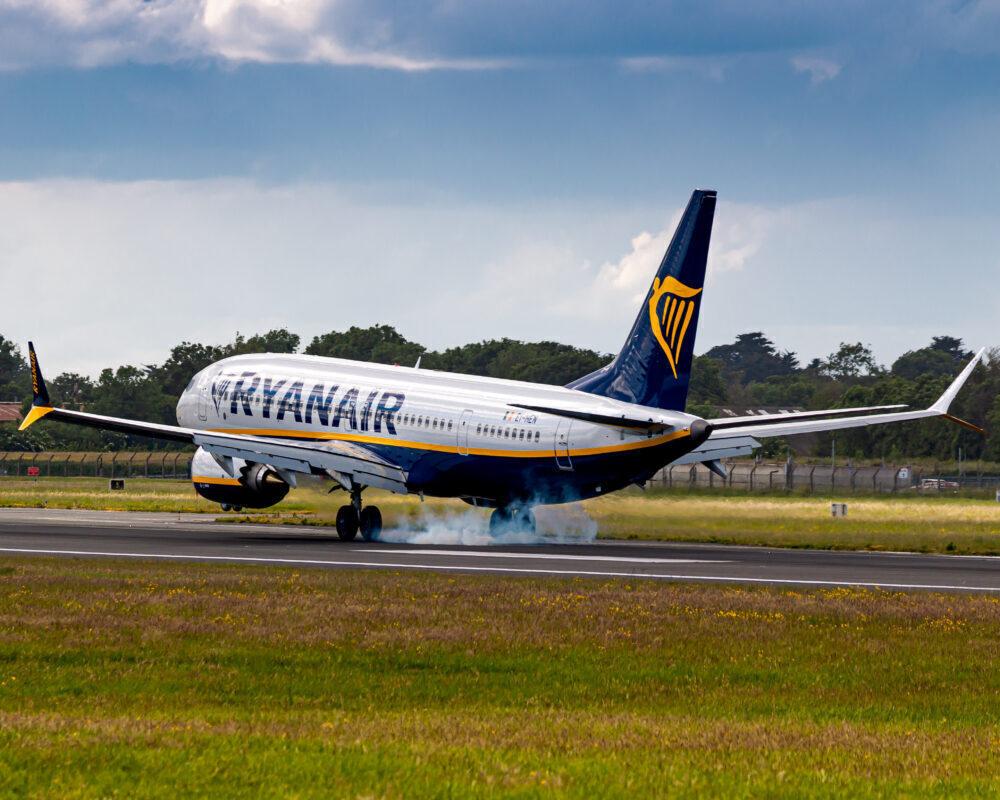 737 MAX 200 Ryanair