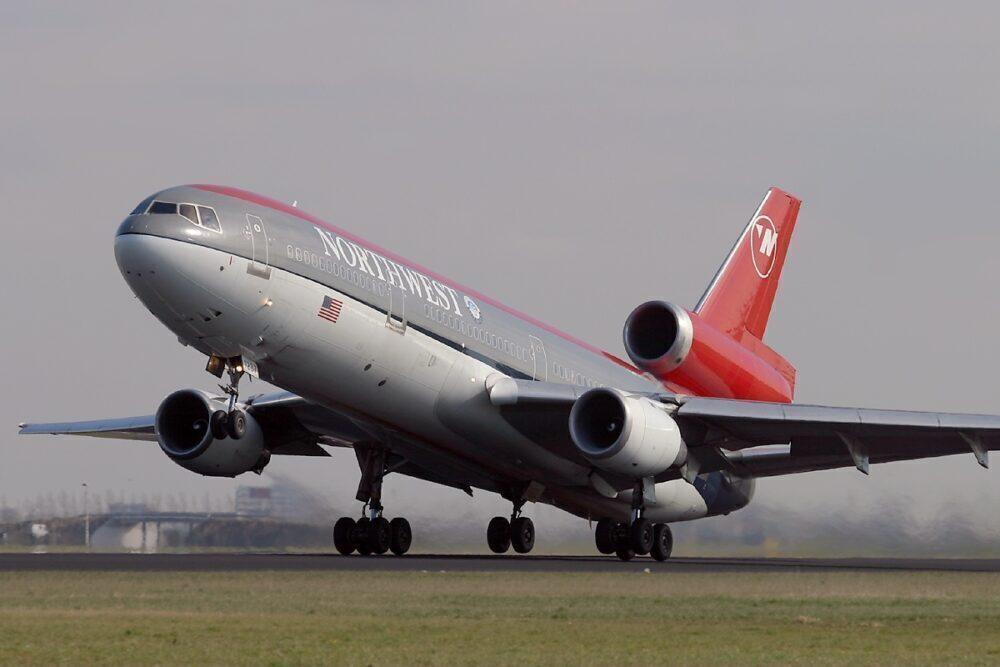 Why Northwest Retired Its DC-10 Fleet In 2007