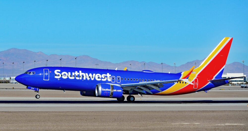 Southwest Airlines To Fly Over 9,000 737 MAX Flights In July