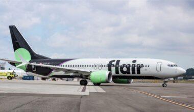 737 MAX Flair