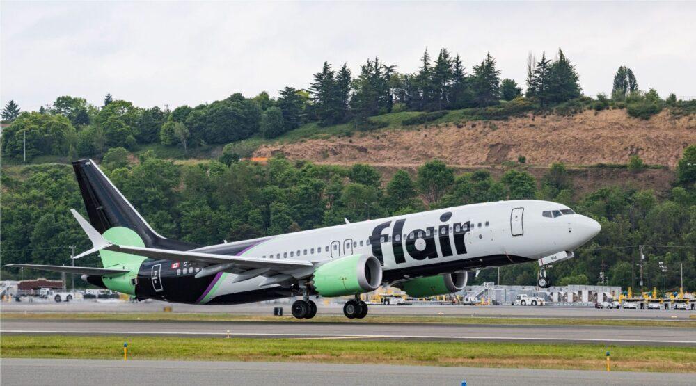 Flair 737