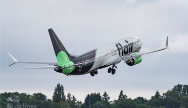 Flair 737 Jet