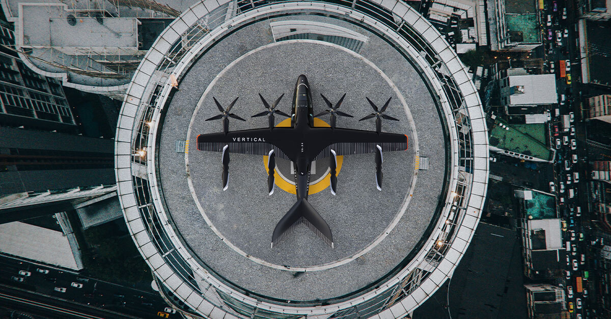 American Airlines eVTOL
