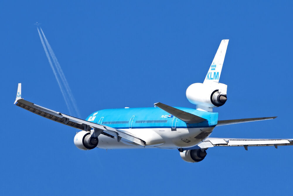 Where Did KLM Fly Its MD-11 Fleet?