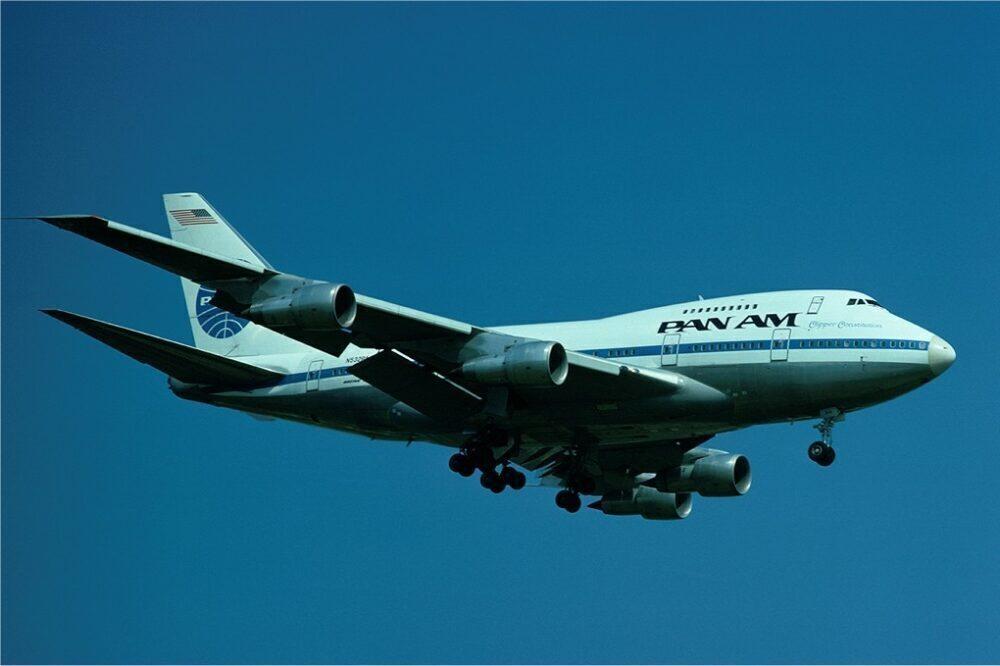 Pan Am 747SP