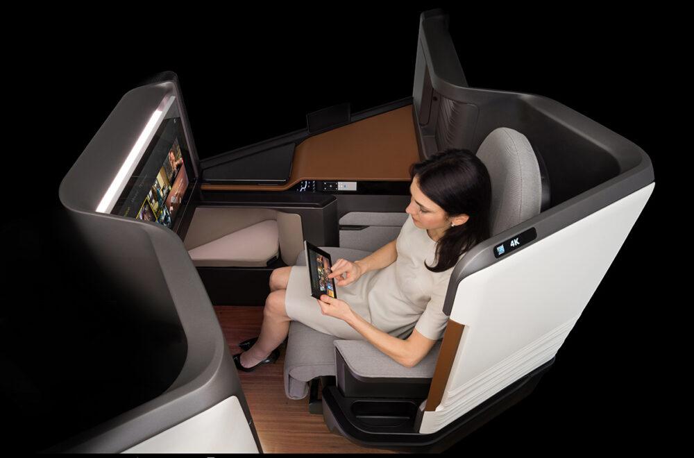 Panasonic Waterfront Seat