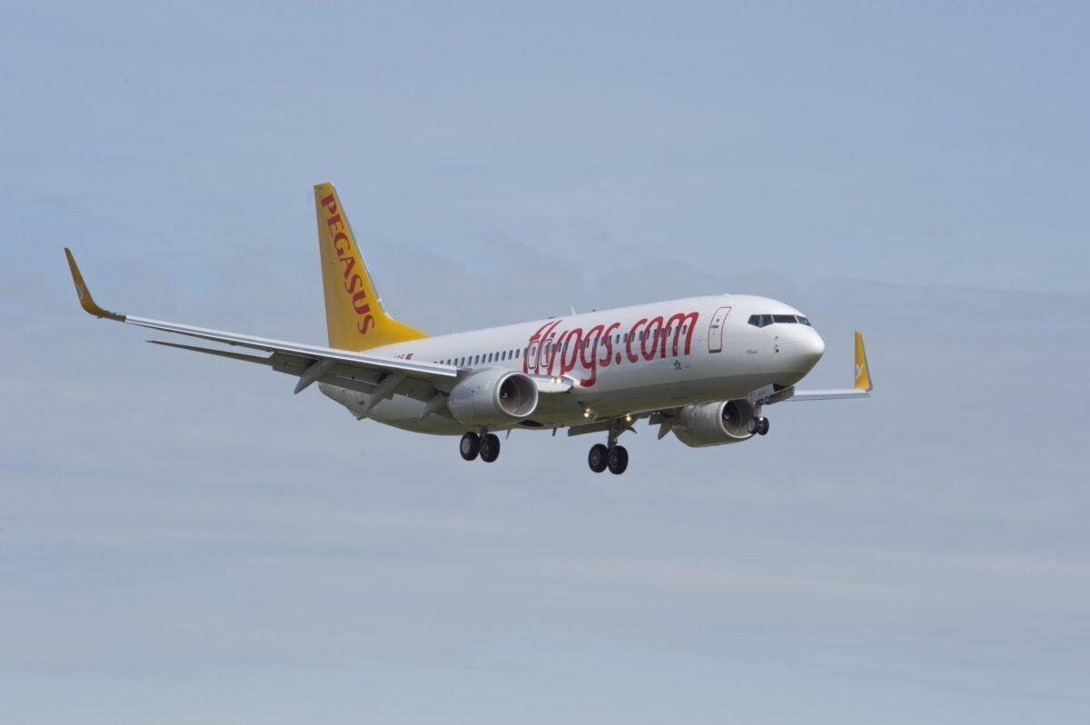 Pegasus Airlines 737