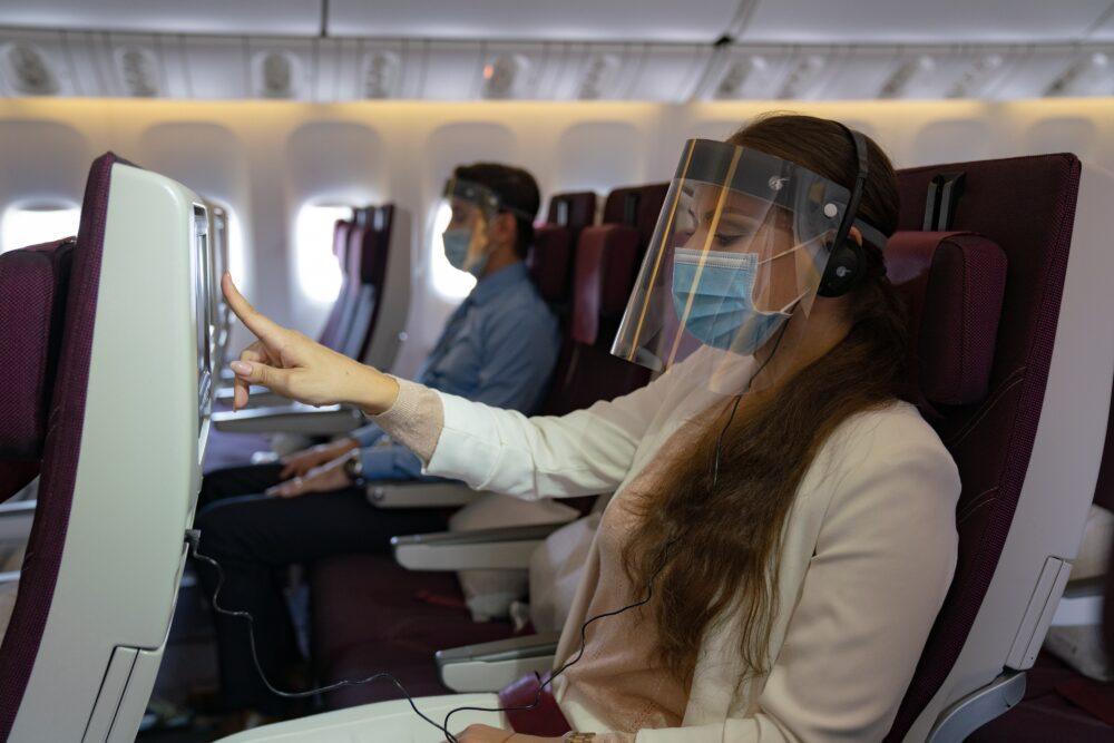 Qatar Face shield