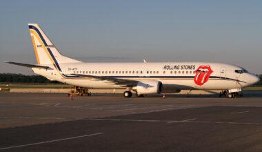 Rolling Stones 737