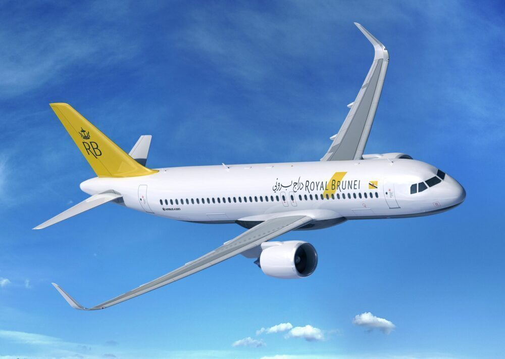 Royal Brunei Converts An A320neo As Austrian Ditches Its Makeshift Freighters