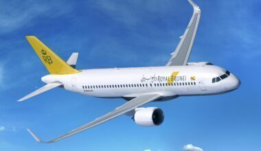Royal Brunei Airlines A320neo