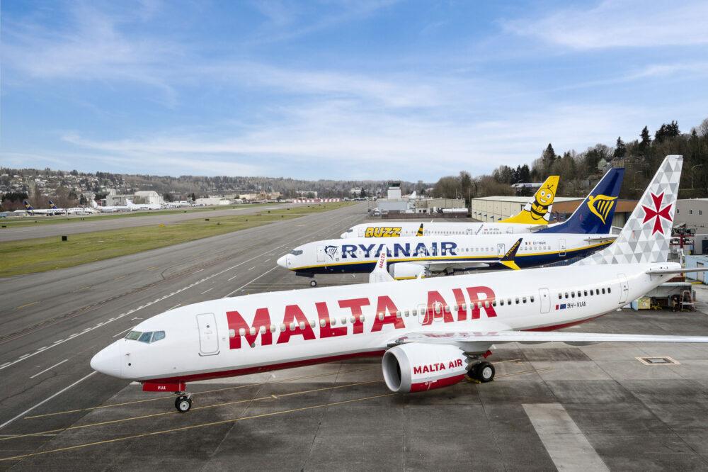 Ryanair 737 MAX 8-200