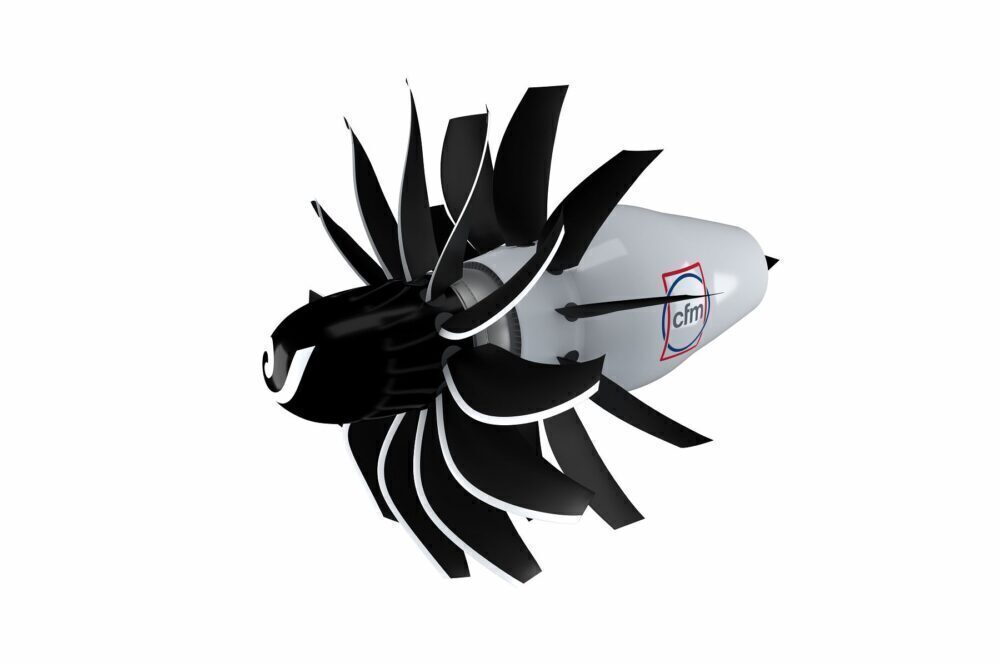 CFM Open Fan Engine Design
