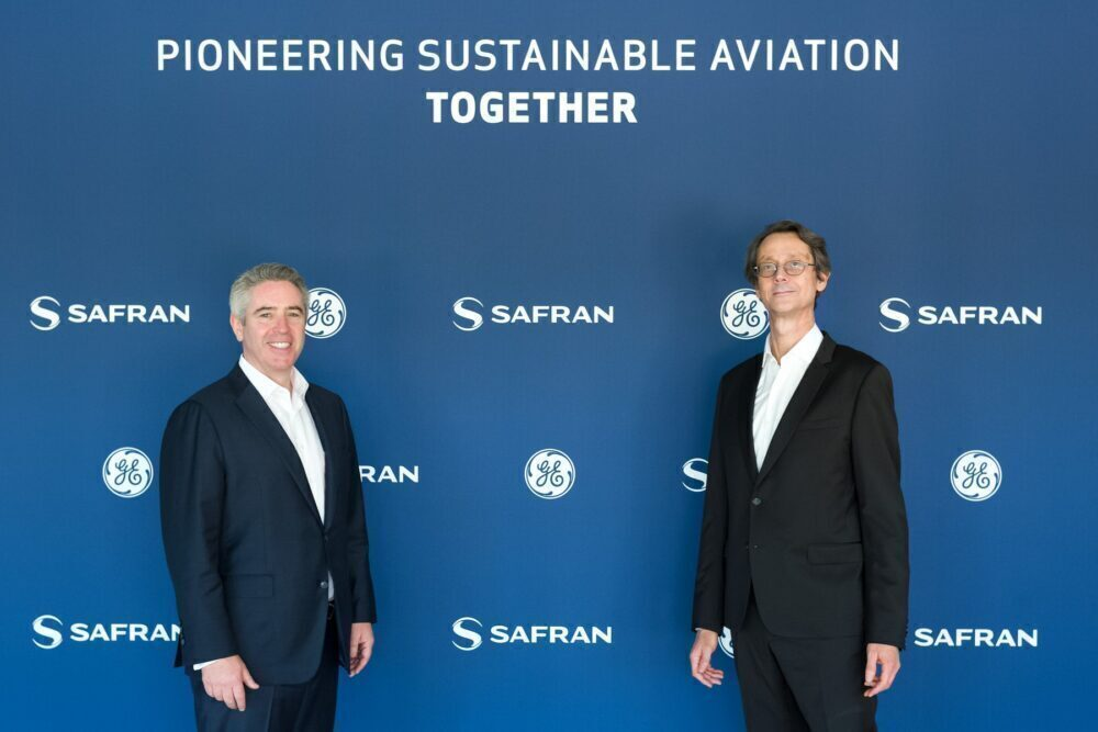 GE Aviation And Safran To Develop Engines For Next Gen Passenger Aircraft
