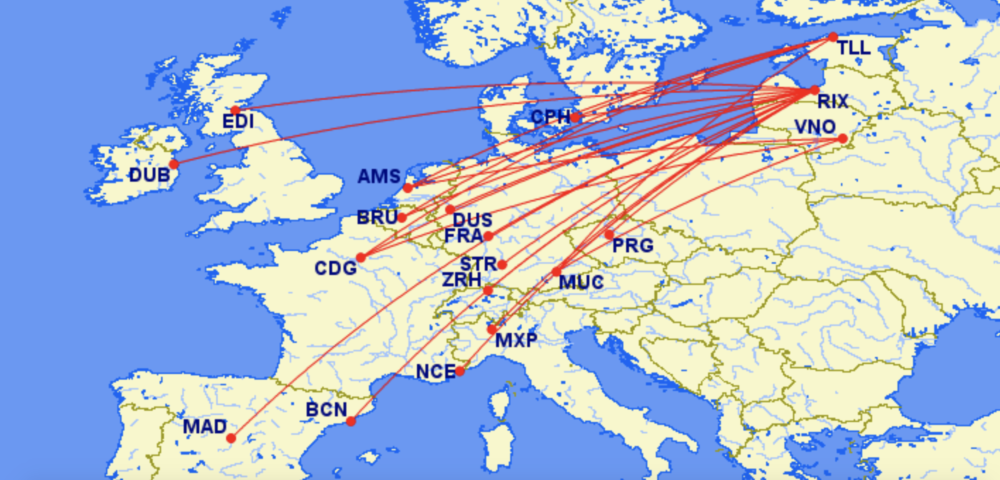 Delta airbaltic