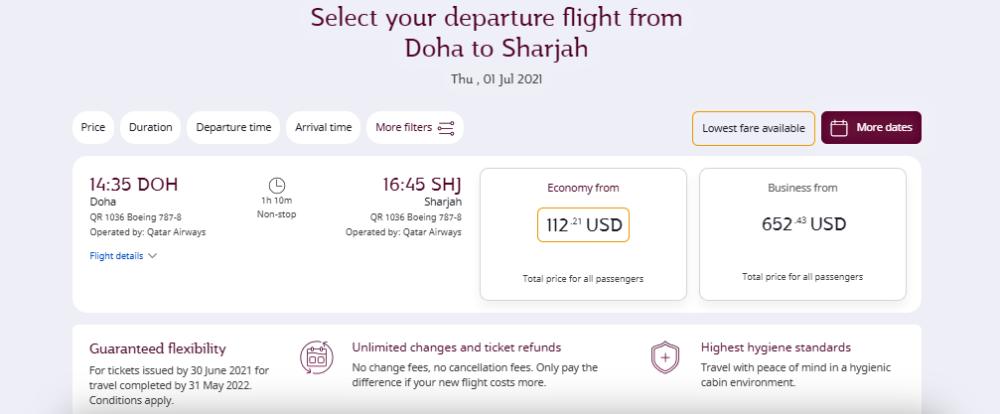Qatar-Airways-Sharjah-787