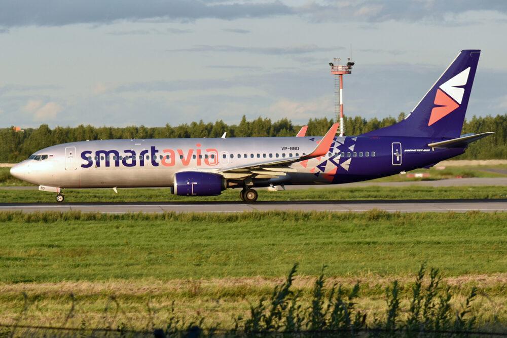 Smartavia 737