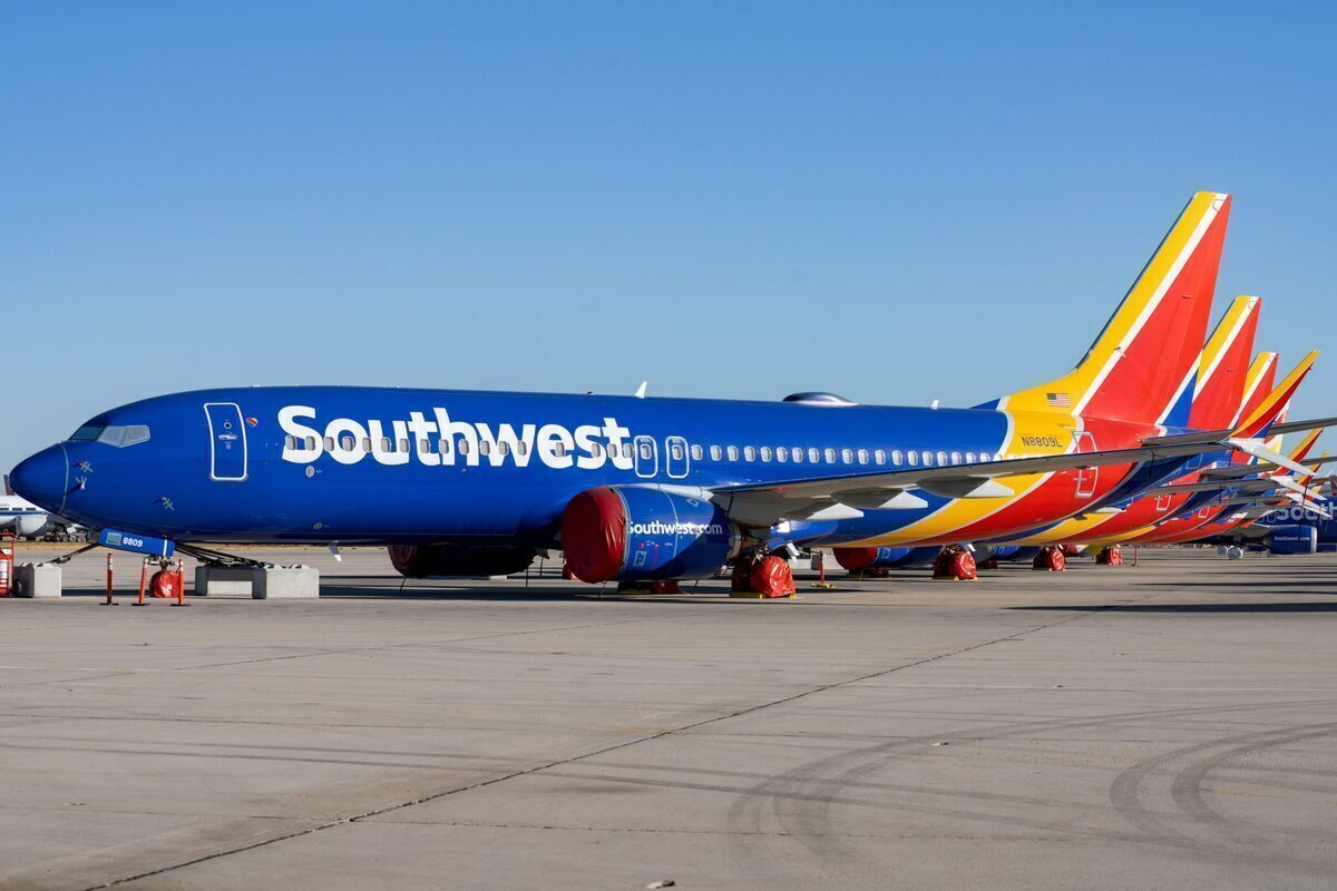Southwest, Boeing, 737 MAX 7