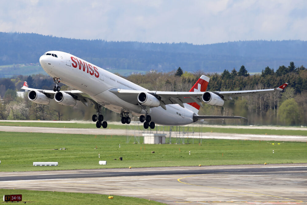 Inside SWISS' Airbus A340 Operations