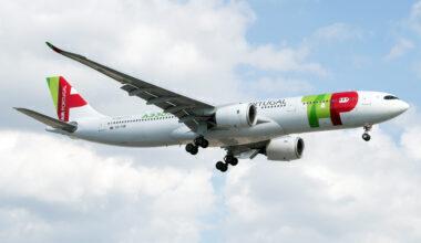 TAP Air Portugal Airbus A330-941 CS-TUB