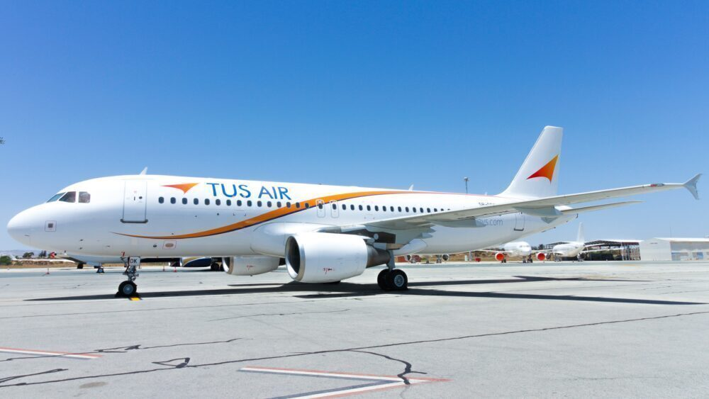 TUS A320
