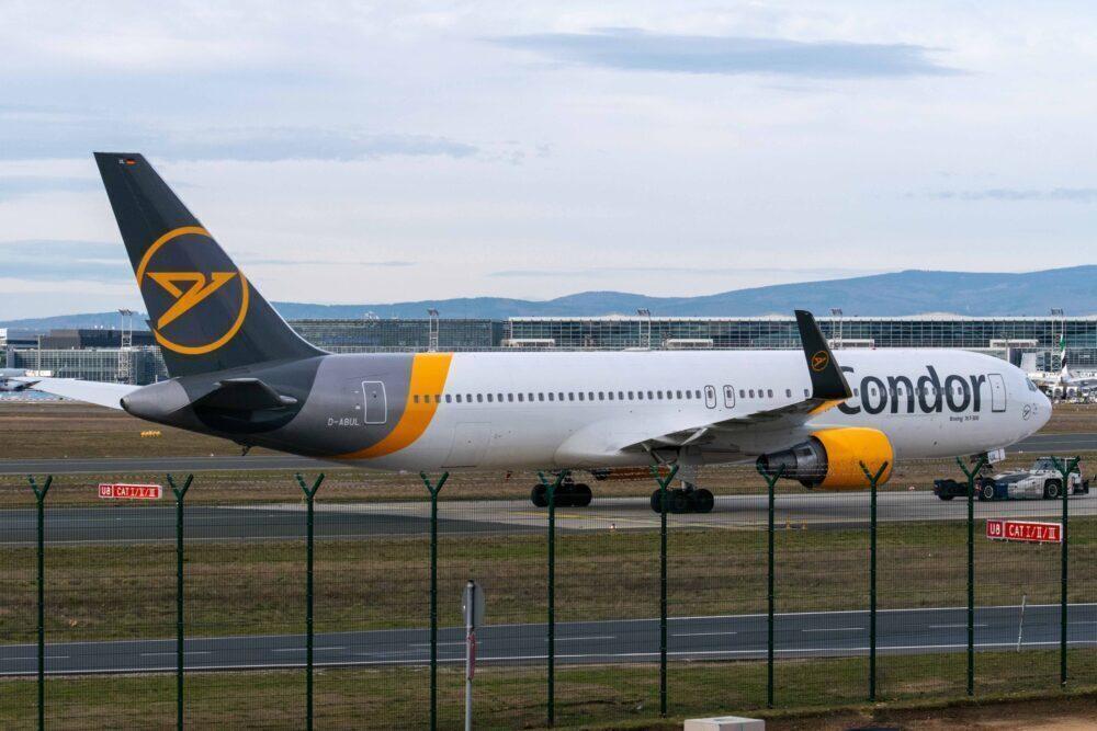 Condor Faces 2 Week Xi'an Flight Ban Following COVID-19 Cases