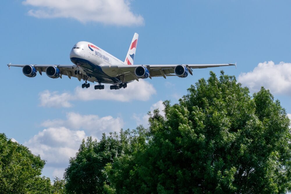 How Much Does It Cost BA To Fly An Airbus A380 to Los Angeles?