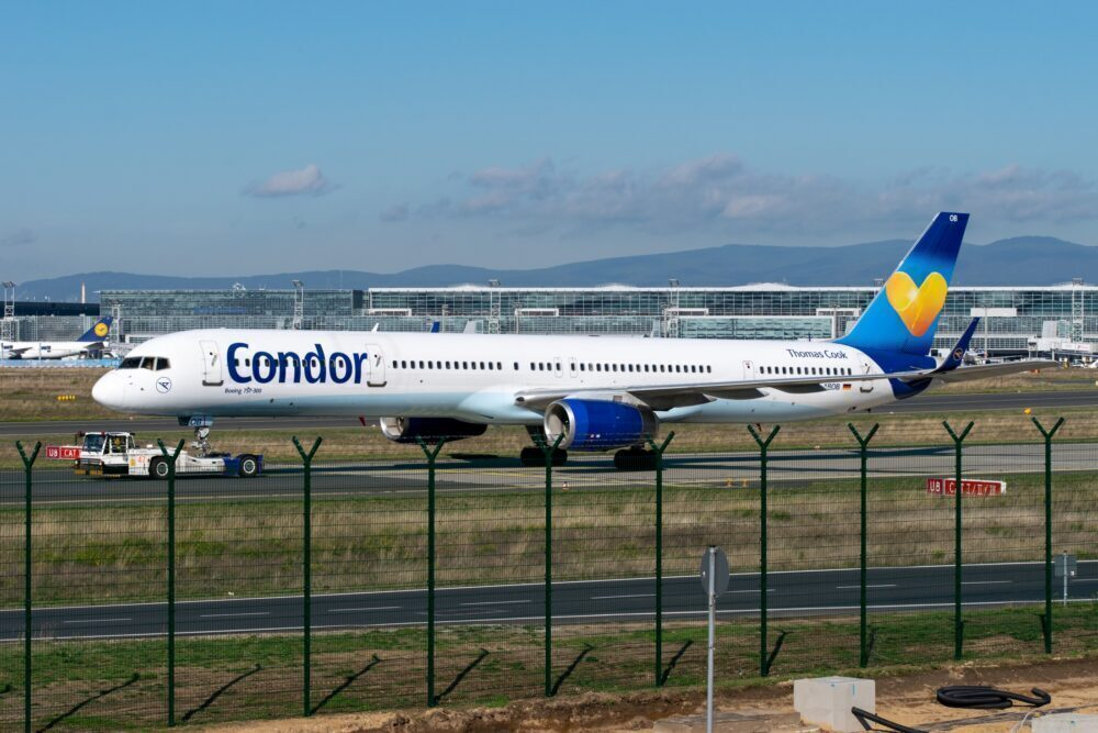 Germany's Condor Set To Retire Another Boeing 767