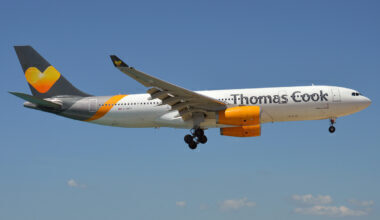 Thomas Cook Airlines Airbus A330