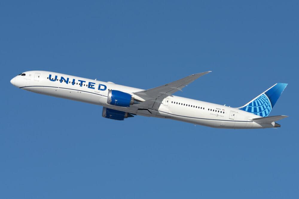 United Boeing 787X