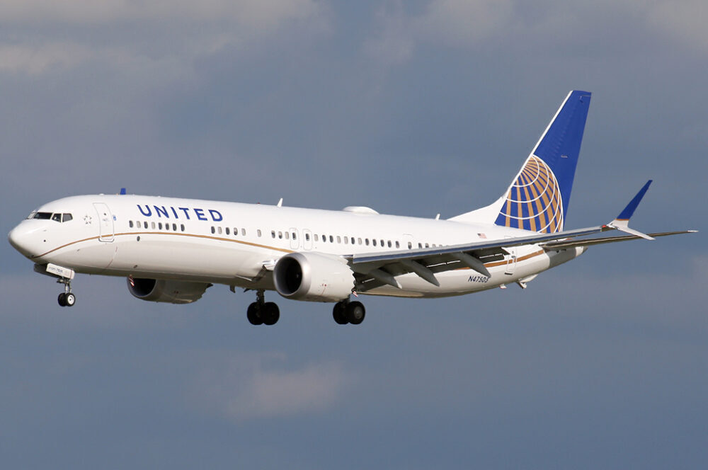 Already A Key Plane: United Has 3,400 Monthly 737 MAX Flights