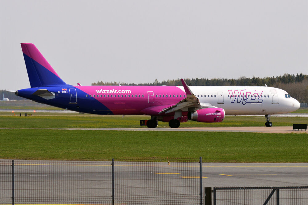 Wizz Air's 5 Hour Airbus A321 Football Charter Flight To Baku