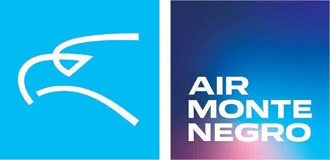 Air Montenegro logo