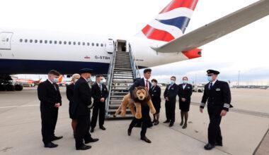 British Airways, Rugby Team, South Africa