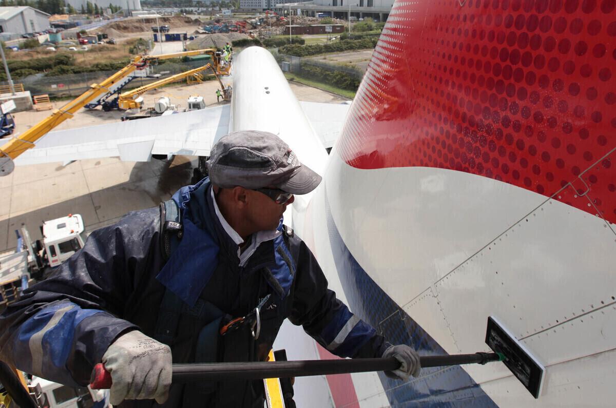 British Airways, Staff, Furlough