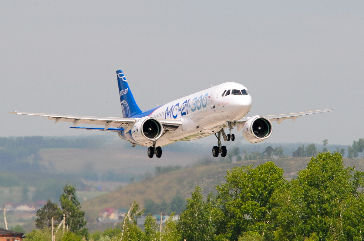 Russia's MC-21 – How Does It Actually Compare With The A320neo?