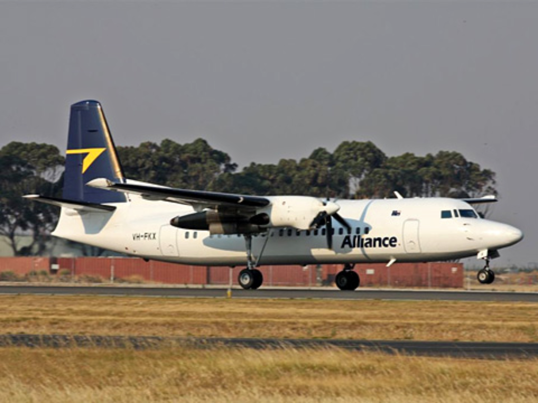 Alliance Airlines: A Growing Player In Australia