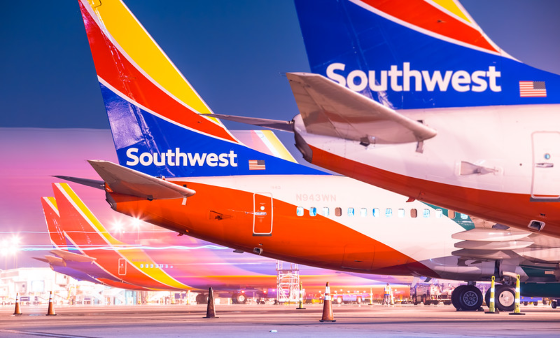 Southwest Airlines Cancels About 500 Flights Over Computer Glitch