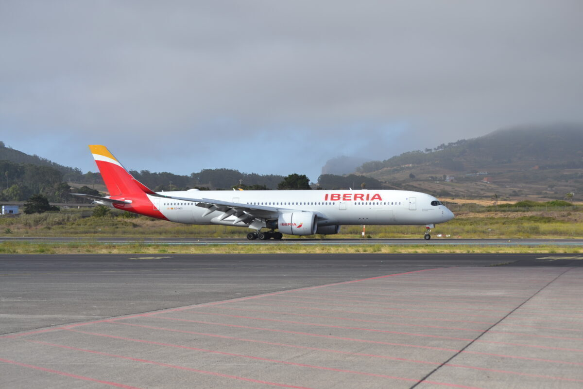 Iberia Airbus A350